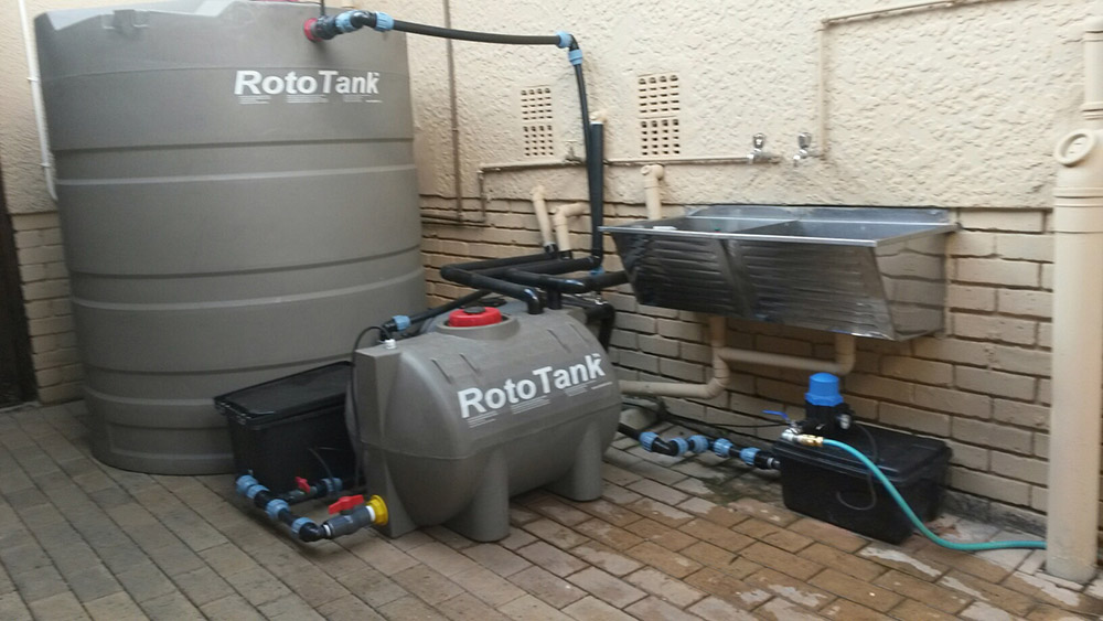 Grey Water Recovery Systems